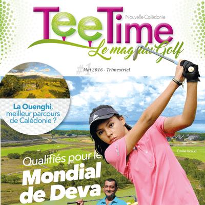Magazine TeeTime