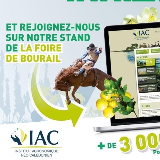 Campagne publicitaire IAC