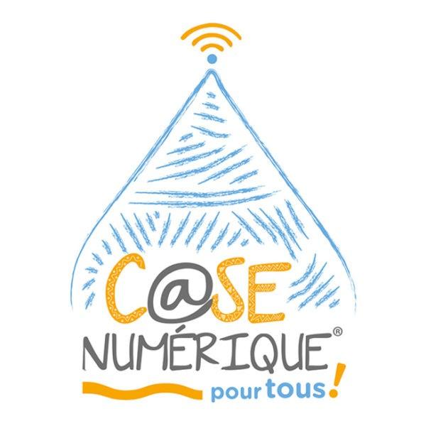 Logo Case numérique