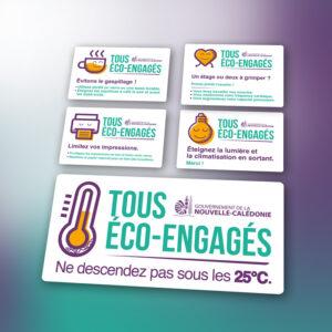 Tous eco-engagé