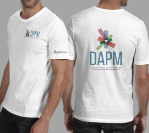 T-shirt-PADM